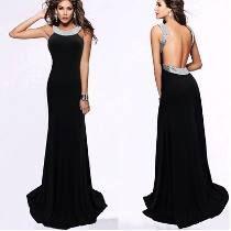 Vestidos para fiestas de negro