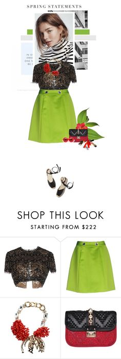 """[381] - Cause & Effect"" by ginevra-18 ❤ liked on Polyvore featuring Emilio Pucci, Moschino Cheap & Chic, Soludos, Folio, Dsquared2, Valentino, Wildfox, polyvoreeditorial, ginevra18 and spring2016"