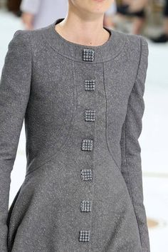 Lines Chanel | Fall 2014 Couture Collection | Style.com