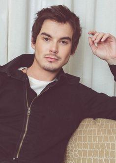 Tyler Blackburn (Caleb from PLL)