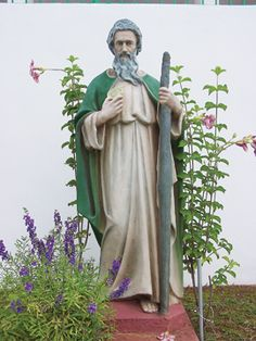 """The Apostle Saint Jude Thaddeus is """"The Miraculous Saint,"""" the Catholic Patron Saint of """"lost causes"""" and """"cases despaired of.""""  When all other avenues are closed, he is the one to call upon, and his help often comes at the last moment."""