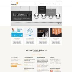 SEO Website  Website Template