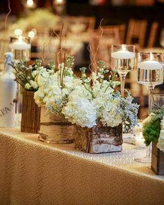 wedding centerpiece idea; Emily Harris Photography