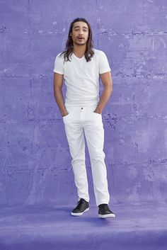 749918ed47  Sisley  Sisleyfashion  SS2018  man  collection  fashion  trend  white