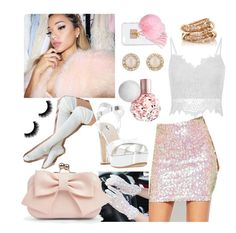 """Scream Queens gabi demartino"" by mgldemartino ❤ liked on Polyvore featuring ASOS, Boohoo, Wet Seal, Dune, Kate Spade, Ashlyn'd and SPINELLI KILCOLLIN"