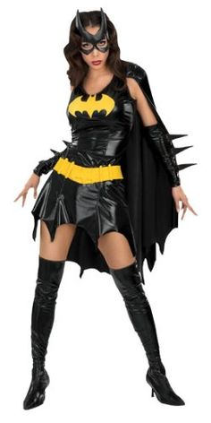 Get this adult Batgirl fancy dress costume by for express delivery. Buy Superhero costumes, Batgirl costumes and Batman costume from largest online store. Superhero Halloween Costumes, Batman Costumes, Girl Costumes, Adult Costumes, Adult Halloween, Costume Ideas, Women Halloween, Bat Costume, Halloween Shoes