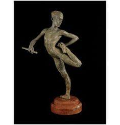 For Sale on - Allonge, Female, Atelier, Bronze by Richard MacDonald. Offered by Dawson Cole Fine Art. Sculptures, Lion Sculpture, The Dancer, Half Life, Joy Of Life, Royal Ballet, Human Emotions, Bronze Sculpture, Figurative Art