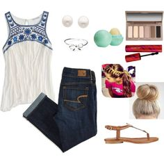 """""""BTS School Oufit!"""" by luhill on Polyvore"""