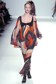 Emilio Pucci Fall 2005 Ready-to-Wear Collection - Vogue