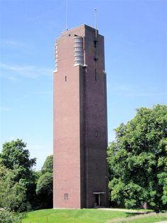Watertoren Kuinre 01d - Lijst van watertorens in Nederland - Wikipedia