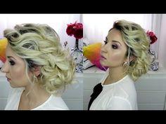 Aprenda fazer um penteado divo neste tutorial !!! Contato profissional: priscila@blogtodavaidosa.com Blog:http://www.blogtodavaidosa.com/ Fan Page:https://ww...