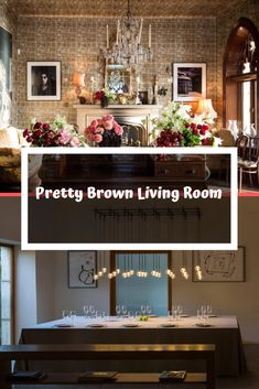 Here we give you the information about a pretty hue of the brown living room. Living Room Cabinets, Beautiful Living Rooms, Hue, Diy Home Decor, Beauty Tips, Decor Ideas, Decorating, Brown, Pretty