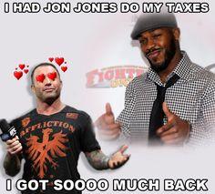 http://www.junglegymbronx.com/adults/    Apparently, Joe Rogan REEAAALLYY likes Jon Jones!