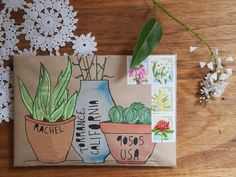 potted snail-mail                                                       …