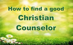 Christian Counseling not top 10