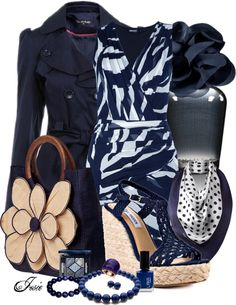 """mar y sol flower hanbag"" by josiriou on Polyvore"
