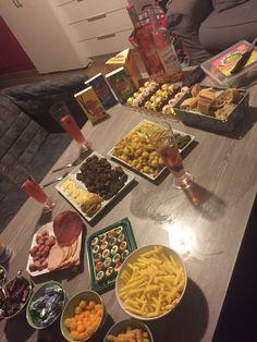 La tables des fêtes