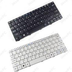 iNowPC furnizeaza tastatura keyboard Acer Aspire One layout US. Avem in stoc tastatura neagra sau alba laptop Acer Aspire One layout US Laptop Acer Aspire, Acer Aspire One, Budget Laptops, Keyboard, Layout, Happy, Page Layout, Ser Feliz, Being Happy