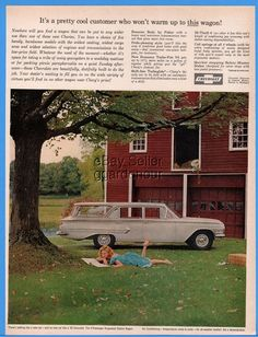1960 Chevrolet Chevy Kingswood Station Wagon 9 Passenger General Motors GM Ad