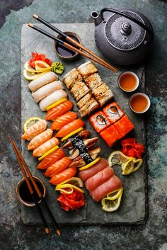 If it's maki, these places are on a roll in Melbourne...