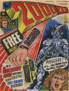 A cover gallery for the comic book Judge Dredd - 2000 AD Gi Joe, Comic Book Covers, Comic Books, Judge Dredd Comic, Abc Warriors, 2000ad Comic, Comics For Sale, Classic Comics, My Childhood Memories