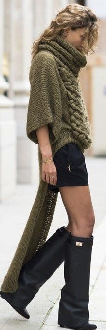 #sage #sweater