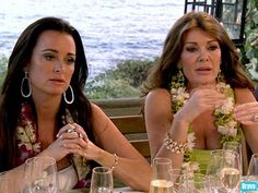 The level of luxury can only be exceeded by the level of crazy Bikini And Wedges, Villa Rosa, Lisa Vanderpump, Real Housewives, Housewife, Vacation Destinations, Boss Babe, In This Moment, People