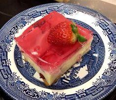 Γλυκό ψυγείου με φράουλες !!! #Γλυκά Waffles, Cheesecake, Pudding, Fish, Meat, Breakfast, Ethnic Recipes, Desserts, Facebook