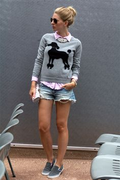 Poodle+sweater+|+Women's+Look+|+ASOS+Fashion+Finder