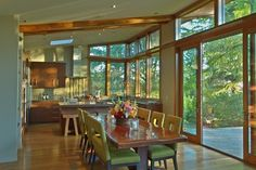 sustainable prefab home from Seattle-based Stillwater Dwellings. by lourdes