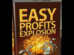 Easy Profits Explosion By Anwesh Rath
