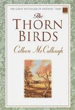 The Thorn Birds by Colleen McCullough - The best selling coming of age story of Meggie who falls in love with a Priest. A chronicle of the Cleary family from 1915 to 1969 in the Australian Outback. It became one of the top mini-series of all time in 1983 starring Richard Chamberlain and Barbara Stanwyck.