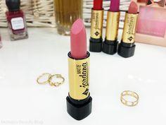 Jordana Matte Lipsticks - Mateja's Beauty Blog Jordana Matte, Jordana Lipstick, Matte Lipsticks, Mascara Best, Swatch, Kylie Makeup, Makeup Dupes, Hair Care, Fragrance