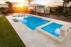 #FibreglassPools #Spas #InGroundPools - Freedom Pools and Spas