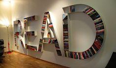 Books, books and books!