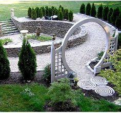 Garden Design and Garden Path In Disrepair?