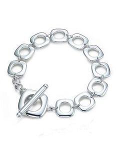 Tiffany & Co Cushion Toggle Bracelet