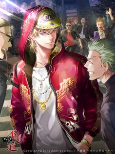 Pin by angel scarlet on gangroad Got Anime, Anime Guys, Anime Art, Male Character, Character Concept, Anime Gangster, Gang Road, Pony Drawing, Manga Drawing