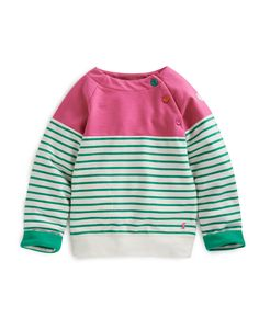 JNR RIXIE | Sweatshirts | Girls | Joules UK Keep your daughters warm this winter with cosy joules jumpers #jouleswishlist