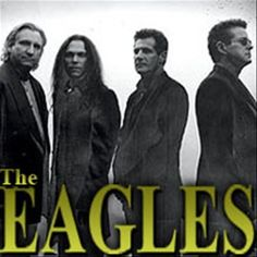 The Eagles - Again one of the best concerts I've ever been to! These guys were amazing!
