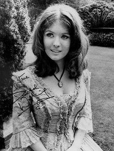 Deborah Walting as Victoria Waterfield, companion of the second doctor.