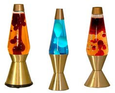 Lava Lamps ... I wonder how many houses burnt down from these things. My grandma always had them and we were mesmerized by them, but even the slightest touch burnt you.
