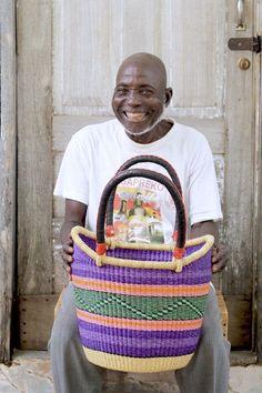 Nyariga Basket (Medium) by Abugre Ayoka