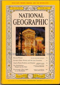 National Geographic, June 1960