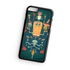 Spongebob Vintage Poster iPhone 6 Plus Case   ^ Materials : Plastic, Rubber ^ Colors : Black, White, Transparent #iPhone #iPhone6Plus #iPhoneCase #iPhone6PlusCase #phoneCase #mobileCase #ariesand #ariesandCase #spongebob #spongebobPhonecase