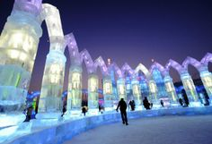 Harbin International Ice & Snow Festival