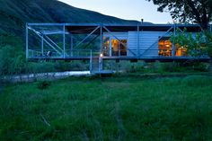 Flood Plain House by Paul Hirzel