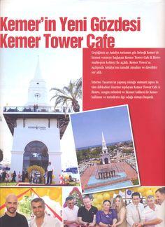 Kemer Tower...
