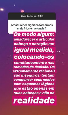 Dr. Italo Marsili - @italomarsili @lessaisabella @designterese @modestaalma #italimarsili #terapiadeguerrilha #stories #instagram #quotes #frases #contosdefadas #coque #coquedeguerrilha #médico #acordapravida #isabellalessa Just Me, Girl Power, Anxiety, Polaroid, Mindfulness, Cards Against Humanity, This Or That Questions, Wallpaper, Prints