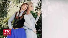 Frozen joins Once Upon a Time! Anna cosplay costume